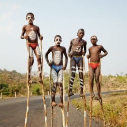 Entering the Omo Valley