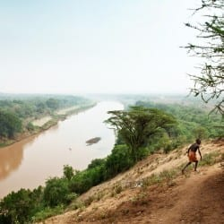 The Omo River